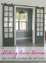 diy glass panel barn door pin by great on greatmag in 2018
