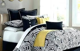 O  Single Bedroom Medium Size Grey Black And White Bedding  Sets Outdoor Hanging Bed