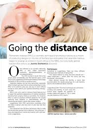 project zoom eyebrows south kensington 4 get your jan feb 14 issue of pro beauty magazine right now advanced coleen bownes permanent