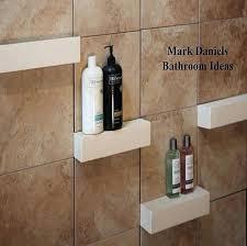 bathtub and shower tile ideas ceramic crown molding bathroom cool architectural detail shelves recessed shelf ceramic shower shelves tile