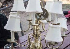 mason jar chandelier by marty s musings 2