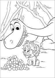 The Good Dinosaur Kleurplaat 20