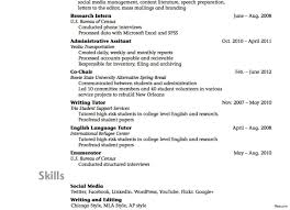 Resume For Highschool Students With No Experience Resume Sample