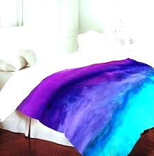 tie dye twin bedding sets bedspread bed cover quilt set covers