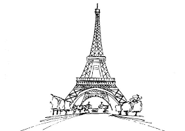 Small Picture Stunning Eiffel Tower Coloring Page Download Print Online