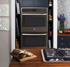 Kitchens With Slate Appliances Style Up Your Kithen With New Ge Slate Finish Appliances