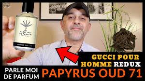 <b>Parle Moi De Parfum</b> Papyrus Oud 71 Fragrance Review | 3 X USA ...