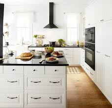 kitchen design trends. Black And White Kitchen Design Trends