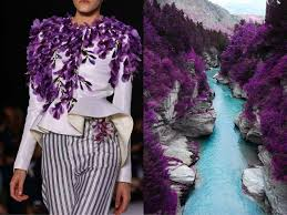 Famous Fashion Designers Inspired By Nature The Beauty Of Nature Captured In 32 Famous Designer Dresses