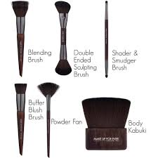 mufe brushes