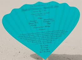 Wedding Program Fans Cheap Seashell Wedding Program Fan Brooklyn Ny Barbados