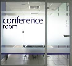frosted glass office door. Glass Door And Window Into Conference Room Frosted Office A