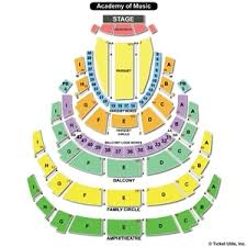 Kimmel Center Seating Chart Academy Of Music Philadelphia Seating Chart Philadelphia Phillies Seating Guide