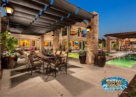 Home Design Backyard Patio With Pool Ideas Traditional Large
