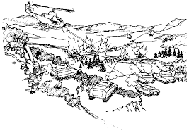 42 Military Coloring Page Vhicule Military Truck Coloring Page