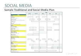 Business Schedule Template Free Action Plan Templates Planning Schedule Template Excel