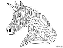 Showing 12 coloring pages related to cute unicorns. Magical Unicorn Coloring Pages Print For Free Skip To My Lou