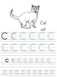 Free Printable Letter C Worksheets for Kindergarten & Preschool