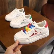 Kids Fashion Outdoor Multicolor Sports Shoes Flat Shoes ... - Vova