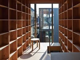 Modern Japanese Small Bedroom Design Furniture: Harpoon House Is A Smartly  Designed Compact Prefab Home
