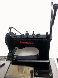 Outlaw Hand Crank Leather Sewing Machine