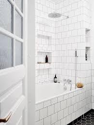 white bathroom floor tiles. Black And White Shower Floor Tile Great Elegant Bathroom Awesome Niepowtarzalna \u2026\u201aazienka Tiles