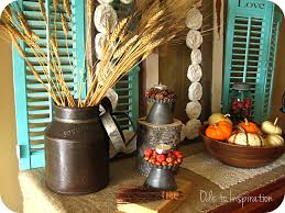 cinnamon broom decorating ideas fall decorating rustic natural elements ode to inspiration