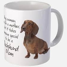 dachshund mom mugs for