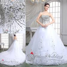 western wedding dresses. Sparkly Luxury 2015 Bling Sweetheart Lace up Country Western Style