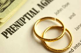 Image result for prenuptial agreement