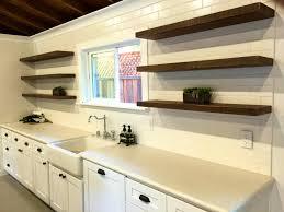 Kitchen Shelves Designs Cool Modern Floating Shelves Photo Inspiration Tikspor