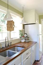 Wooden Kitchen Countertops 25 Best Diy Wood Countertops Ideas On Pinterest Wood