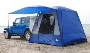Napier Truck, SUV, and Minivan Tents - March 2019 Reviews - Outsider ...