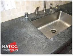 cleaning concrete countertops stains and etch marks on concrete cleaning unsealed concrete countertops