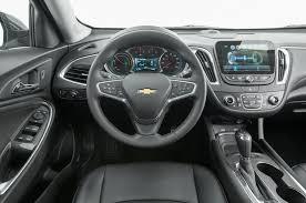 2016 chevrolet bu hybrid second drive motor trend 2016 chevrolet bu hybrid cockpit