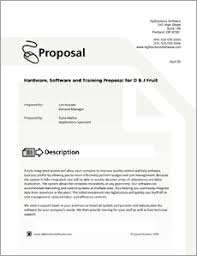 A Sample Of A Proposal Software And Hardware System Sample Proposal 5 Steps