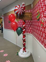 office decorations for christmas. office-hallway-christmas-decorations office decorations for christmas
