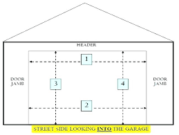 residential garage door sizes standard garage door size cool residential garage dimensions garage door sizes dimensions