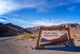 Ein Trip durchs tote Tal - Death Valley ...