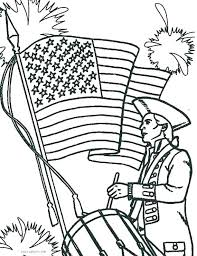 Coloring Pages Veterans Day Akildefteriinfo