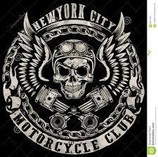 Design Skull T Shirt Skull T Shirt Graphic Design Stock Vector Illustration Of