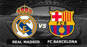el clásico real madrid vs barcelona
