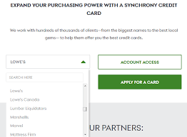 synchrony can sustain more credit card