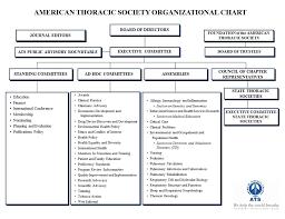 Nyc Organizational Chart American Thoracic Society Ats Organizational Structure