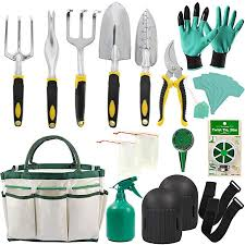 14 piece gardening gifts tool kit for