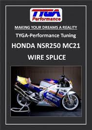 tyga tuning manuals tyga usa nsr250 mc21 wire splice