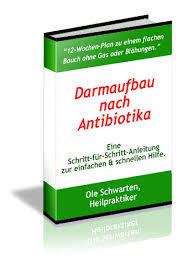 Antibiotika darmflora symptome