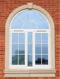 Arched Window Design Ideas For Your Home: Casement Arched Window