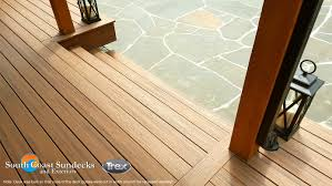 1 uncapped composite decking is constructed with recycled industrial wood ss and resins to create the finished plank it is earlier developmental