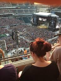 Lincoln Financial Field Seating Chart Kenny Chesney 14 Circumstantial Section 221 Lincoln Financial Field
